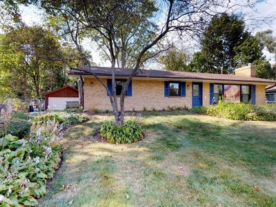 Crystal Lake Single Family Home New: 440 Country Club Road