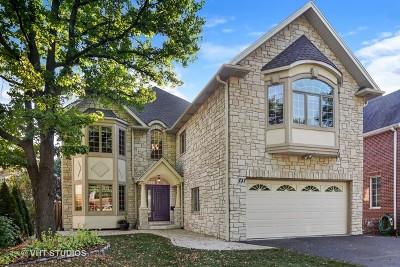 La Grange Single Family Home Price Change: 737 South Waiola Avenue