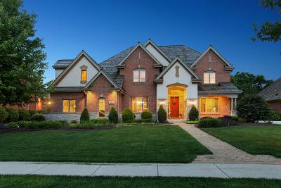 Shorewood Single Family Home Price Change: 25023 Old Oak Lane