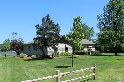 Johnsburg IL Single Family Home For Sale: $549,000