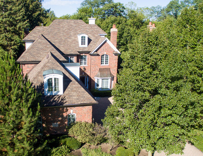 Hinsdale Single Family Home For Sale: 550 North Elm Street
