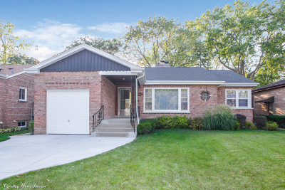 Homewood Single Family Home Contingent: 18616 Highland Avenue