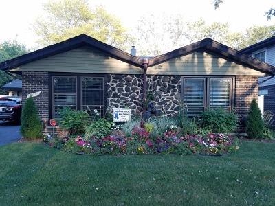Homewood Single Family Home For Sale: 19043 Jodi Terrace