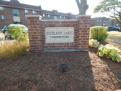 Lombard Condo/Townhouse For Sale: 2315 South Main Street #2B