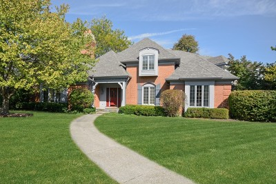 St. Charles Single Family Home For Sale: 11 Highgate Course