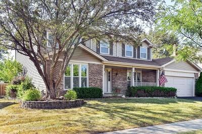 Carol Stream Single Family Home Contingent: 661 Andrew Lane