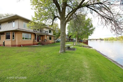 Rockford Single Family Home For Sale: 10 Country Club Beach Road