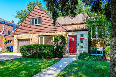 La Grange Park Single Family Home For Sale: 1425 Ostrander Avenue