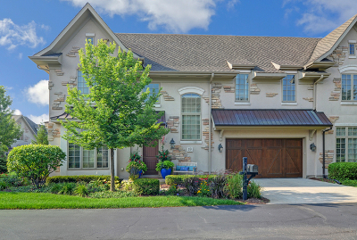 Oak Brook Condo/Townhouse For Sale: 19 Willow Crest Drive