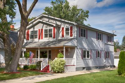 Villa Park Single Family Home Contingent: 737 South Illinois Avenue