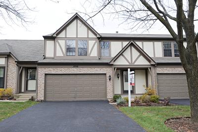 Hoffman Estates Condo/Townhouse For Sale: 4584 Topaz Drive