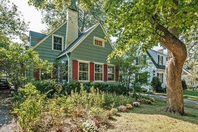 Winnetka Single Family Home For Sale: 1138 Hamptondale Avenue