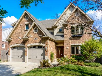 Elmhurst Single Family Home For Sale: 619 South Berkley Avenue