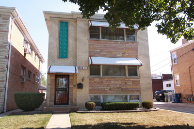 Melrose Park Multi Family Home Contingent: 1511 North 18th Avenue