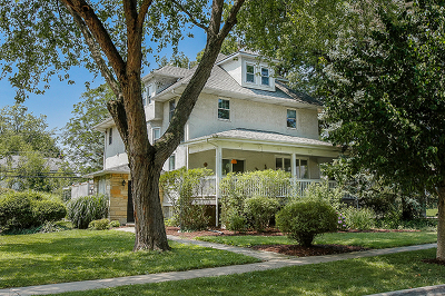 Downers Grove Single Family Home For Sale: 4900 Linscott Avenue