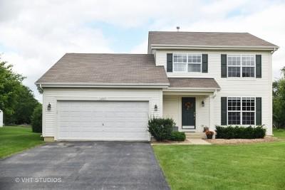 Round Lake Single Family Home Price Change: 1407 South Janice Lane