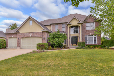 South Elgin Single Family Home For Sale: 2215 Brookwood Drive