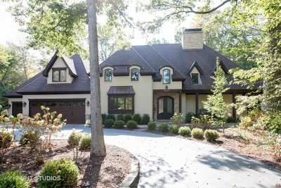Downers Grove Single Family Home For Sale: 1347 Turvey Road