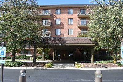 Willowbrook Condo/Townhouse Contingent: 6443 Clarendon Hills Road #201