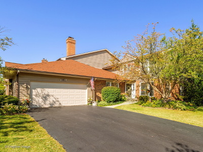 Glen Ellyn Condo/Townhouse Contingent: 861 Saddlewood Drive