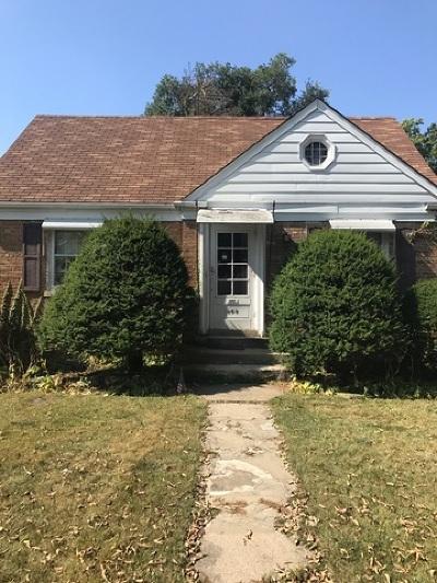 La Grange Single Family Home For Sale: 608 7th Avenue