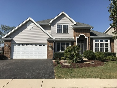 Beecher Single Family Home Contingent: 1454 Crooked Creek Drive