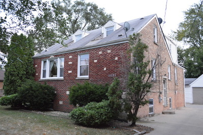 Melrose Park Single Family Home For Sale: 10125 West Fullerton Avenue