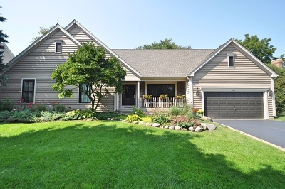 Crystal Lake Single Family Home For Sale: 760 Flint Trail