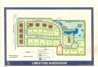 Lemont IL Residential Lots & Land For Sale: $199,500