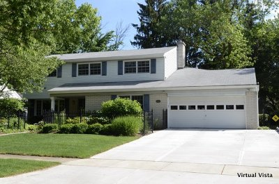 Downers Grove Single Family Home For Sale: 637 62nd Street