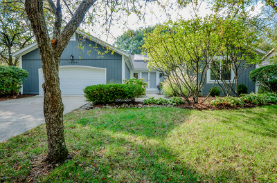 Wheaton Single Family Home For Sale: 1944 Gladstone Drive