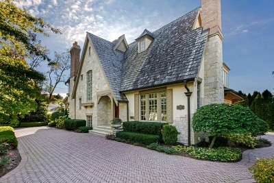 Hinsdale Single Family Home For Sale: 520 West 9th Street