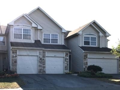 Carpentersville Condo/Townhouse Contingent: 8125 Sierra Woods Lane