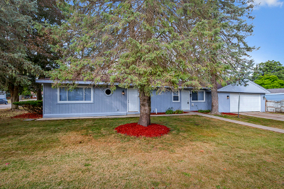 Carpentersville Single Family Home Contingent: 56 Thrush Road
