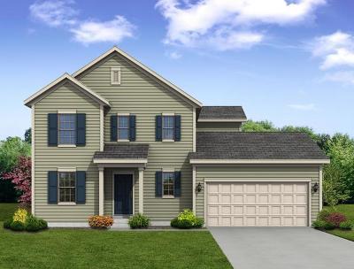 Island Lake Single Family Home For Sale: 2245 Walnut Glen Boulevard