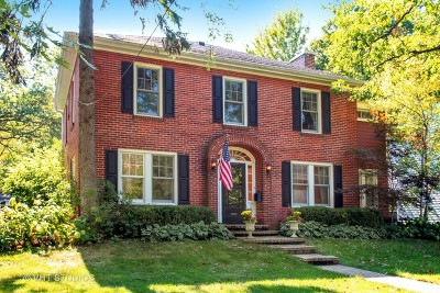 Highland Park Single Family Home For Sale: 1540 Sheridan Road
