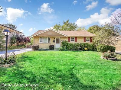 Woodridge Single Family Home Contingent: 7848 Catalpa Avenue