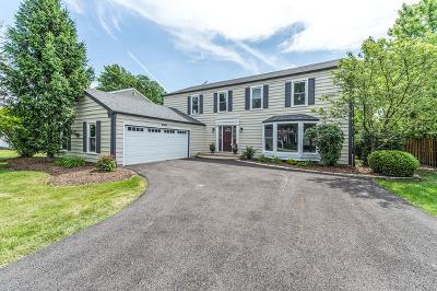 Lisle Single Family Home Contingent: 6401 New Albany Road
