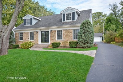 Glen Ellyn Single Family Home For Sale: 416 Dorset Place
