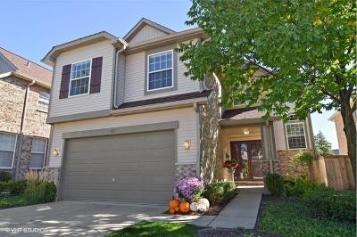 Oakbrook Terrace Single Family Home Contingent: 1611 Fairfax Lane