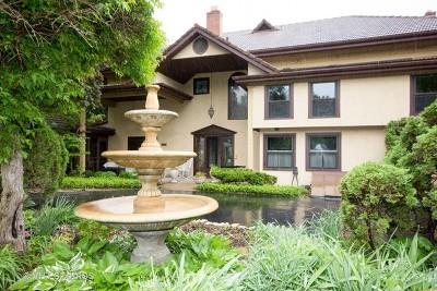Johnsburg Single Family Home For Sale: 1117 Rocky Beach Road