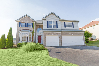 West Dundee Single Family Home For Sale: 1380 Acorn Court