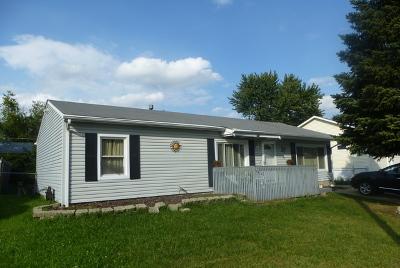 Romeoville Single Family Home Price Change: 232 Murphy Drive