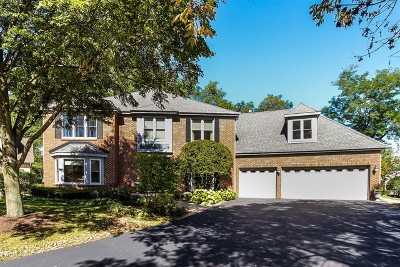 Palatine Single Family Home For Sale: 337 North Pinehill Court