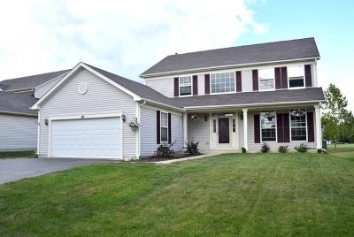 Oswego Single Family Home For Sale: 416 Lennox Drive
