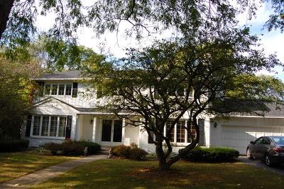 Flossmoor  Single Family Home For Sale: 2401 Brookwood Drive