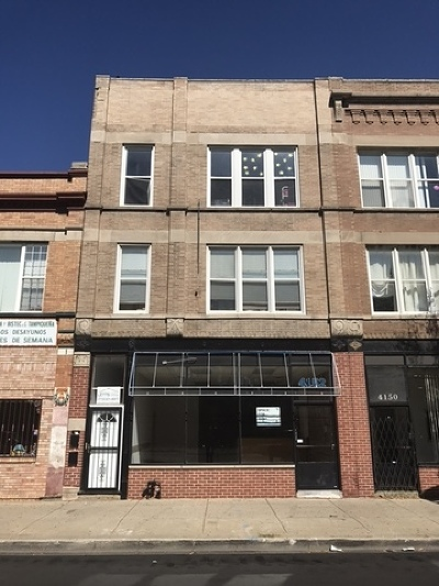 Chicago Multi Family Home Contingent: 4152 West Armitage Avenue