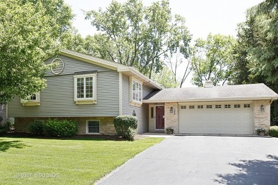 Naperville Single Family Home Contingent: 940 Douglas Avenue