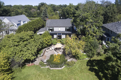 Winnetka Single Family Home For Sale: 1460 Tower Road