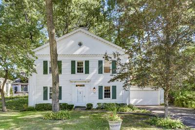 Glen Ellyn Single Family Home For Sale: 689 Lake Road
